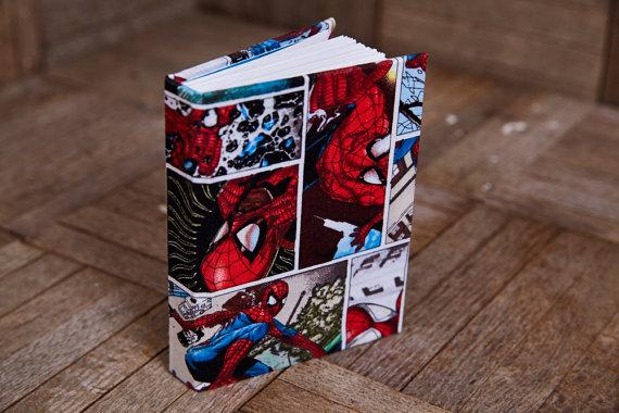 Small Fabric Books