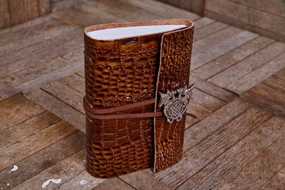 Small Leather Books